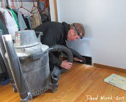 vacuuming out heat vents air vents vac clean