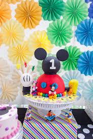 kara s party ideas modern rainbow