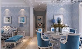 blue and white furniture. Blue And White, Neo-classical-style Restaurant Furniture White H