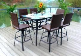 outdoor pub table patio ideas outdoor patio bar table and chairs patio pub table and stools