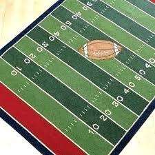 football field rug football field rug football field rug grid iron football sports rug kids decorating