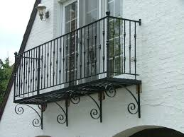 Balcony Fence decoration attic iron balcony for beautiful classic house design a 5538 by xevi.us