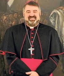 Resultado de imagen de obispo de calahorra
