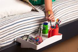 bedside buddy. Loft Bed Tray Small Bedside Buddy T