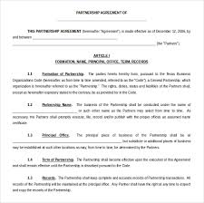 Agreement Template Word 13 Microsoft Word Agreement Templates Free