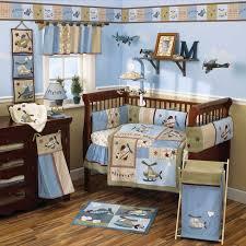 airplane nursery bedding set