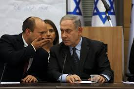 He doesn't have the courage to go through with it. Netanyahu Accepts Bennett As Pm In Coalition Rotation Deal Middle East Monitor