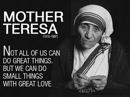 Mother Teresa's Quotes Extraordinary Mother Teresa Love Quotes Inspiration Boost Inspiration Boost