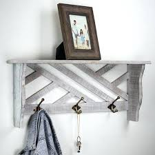 Wall Mounted Coat Rack With Hangers Rustic Coat Hanger Wall Mounted Wooden Coat Rack Plans Best Ideas On 89