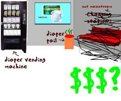 Diaper Vending Machine Stunning Adult Diaper Vending Machine Product Reviews And Info [DD
