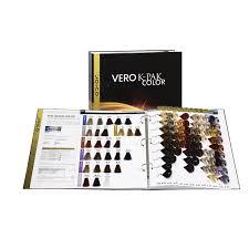 Vero K Pak Colour Shade Chart Large