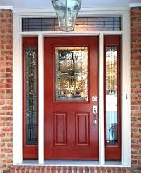 interesting painting front door with sidelights contemporary fiberglass entry door with glass painting old fiberglass garage