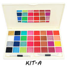 professional makeup 32 color eye shadow palette