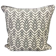gray throw pillows. Interesting Gray Jacquard Chevron Bow Designer Gray Throw Pillows In Pillows C
