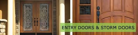 front door installationFiberglass Entry Door Replacement  Storm Door Installation