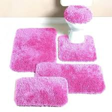 pink bath rugs extraordinary bathroom rug sets accessories set pale mat for pink bath rugs