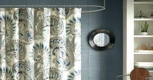 standard shower curtain height shower curtain heights standard shower curtain height standard bath shower curtain size