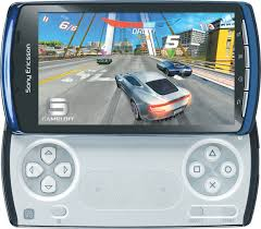 sony game phone. seven preloaded games (view larger). sony game phone -