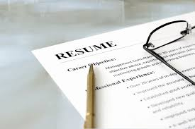 Different Types Of Resumes Format Beautiful Resume Types