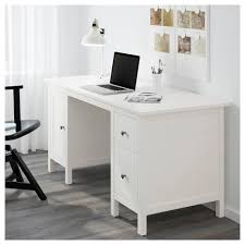 office desks with storage. Contemporary Desks Impressive White Office Desk 764 Hemnes Stain 155x65 Cm Ikea  Elegant Inside Desks With Storage E