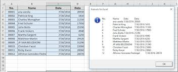 Vbscript Msgbox Chart Numbers How To Pop Up Message Box To Display Range Of Cells Or Cell