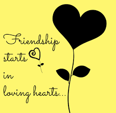 Friendship To Love Quote 40 Cute Friendship Quotes With Images