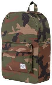 <b>Рюкзак Herschel Classic</b> 22 khaki (woodland camo) — купить по ...