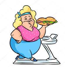 Image result for fitness cartoon