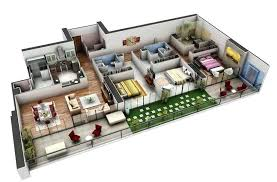 free duplex house plans pleasing home design style 3 bedroom 1200 sq ft indian 3d