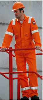 Roots Ro19090lw Orange Flamebuster Xtreme 170 Nordic Coverall