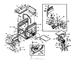 Briggs and stratton power products 9163 2 4w113d 8 000 watt old dayton generator at diagram