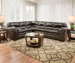 unique stationary sofa bingo brown 8049 united furniture industries au03