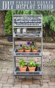 Market Display Stand Ideas