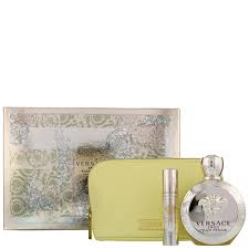 versace eros pour femme eau de parfum spray 100ml gift set gifts sets