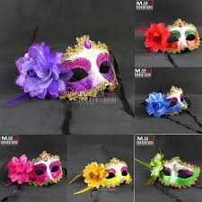 Mardi Gras Ball Decorations Inspiration 32 Dance Party Mask Princess Flower Venetian Masquerade Ball