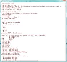 Blog.FileSystem