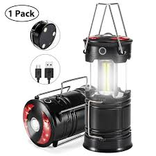Red Light Camping Lantern Bestsun Camping Lantern Flashlight Rechargeable Cob Led Light With Magnetic Base Handle 4 Modes Portable Emergency Lantern With Red Light