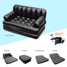 bestway 5 in 1 air sofa bed