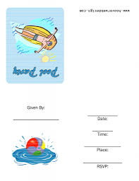 pool party invitation template net pool party printable invitations design party invitations