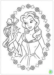 Small Picture Christmas Coloring Pages
