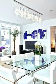 modern crystal chandeliers for dining room idea modern crystal chandeliers for dining room or modern dining