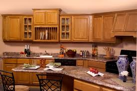 Fine Oak Country Kitchens K With Decor