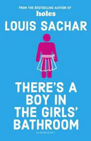 There's a Boy in the Girls' Bathroom - Scholastic Shop