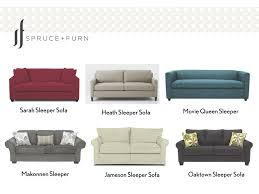 couches for small spaces. Attractive Sleeper Sofa Small Spaces Saavy Sofas For Spruce Furn Couches A