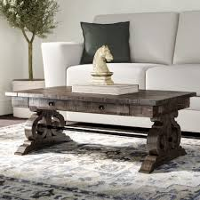 ellenton coffee table with storage reviews birch lane room essentials mixed material accent small patio and