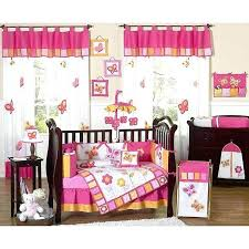green nursery bedding sets pink crib bedding set sweet designs erfly 9 piece crib bedding set