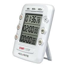 kitchen timers triple event digital kitchen timer with jumbo display loud kitchen timer kitchen timers