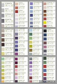 Dmc Color Chart 2018 Printable List Of Attractive Dmc Floss Chart 2018 Ideas And Photos Thpix