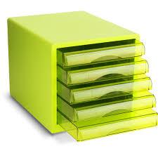 Five Drawer Filing Cabinet Deli 9777 Fashion Color Desktop File Cabinet Drawer A4 Five