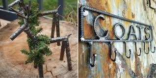 Rebar Coat Rack 100 Rebar Holiday Welding Projects Weld My World 7